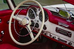 Mercedes ΜΟΥ στοκ εικόνες με δικαίωμα ελεύθερης χρήσης