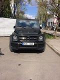 Mercedes στοκ φωτογραφία
