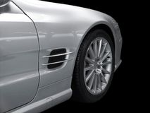 Mercedes Royalty Free Stock Photo