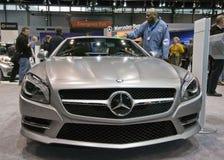 Mercedes 2013 E350 Fotografía de archivo