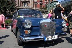 Mercedes Immagine Stock Libera da Diritti