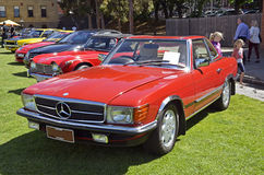 Mercedes. Royaltyfria Bilder