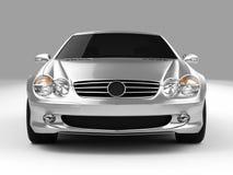 Mercedes 500 sl ilustracji