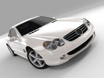 Mercedes 500 sl Zdjęcie Stock