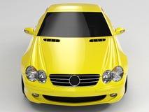 Mercedes 500 sl Zdjęcia Stock