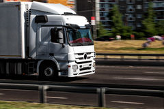 Mercedes actros Royalty Free Stock Photos