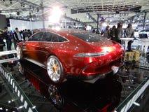 Mercedes-AMG, η έννοια της GT στοκ φωτογραφία