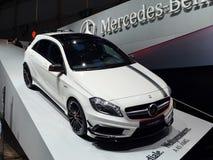 Mercedes A45 AMG Lizenzfreies Stockfoto
