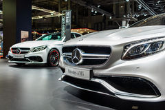 Mercedes AMG Royalty Free Stock Photography