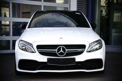 Mercedes AMG Biturbo Royaltyfri Fotografi