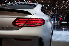 Mercedes-AMG C 63 S Coupe Stock Images