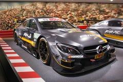 Mercedes-AMG DTM racing car Stock Photos