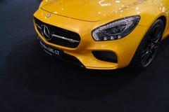 Mercedes AMG GT Στοκ Φωτογραφία