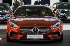 Mercedes AMG GT Fotografia Stock Libera da Diritti