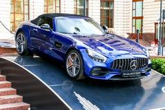 Mercedes-AMG GT C Arkivbilder