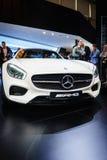 Mercedes-AMG GT3, Motorshow Geneve 2015 Stock Fotografie