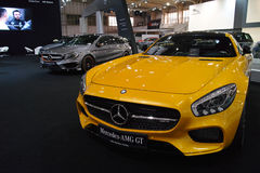 Mercedes AMG GT Stock Images