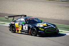 Mercedes AMG GT3 racing car at Monza Stock Photography
