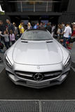 Mercedes-AMG GT S DTM stock foto's