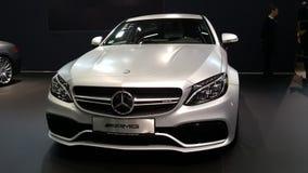 Mercedes Amg Royalty Free Stock Photos