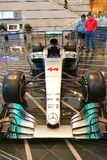 Mercedes-AMG Petronas Motorsport F1 2018 stock image