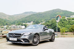 Mercedes-AMG SLC 43 2016 Royalty-vrije Stock Foto's