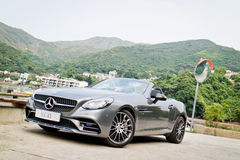 Mercedes-AMG SLC 43 2016 Stock Foto's