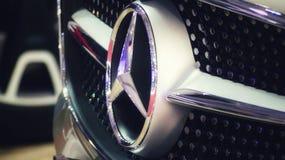 Mercedes Amg White fotos de stock royalty free