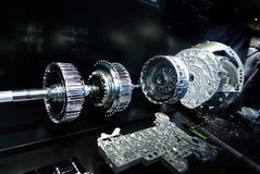 Mercedes automatisk överföring Arkivbilder