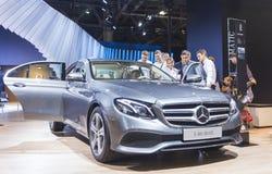 Mercedes-Autos lizenzfreies stockbild