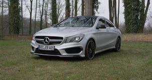 Mercedes. Avto Stock Image