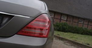 Mercedes. Avto Stock Photo