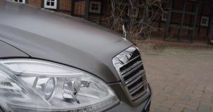 Mercedes. Avto Royalty Free Stock Photos