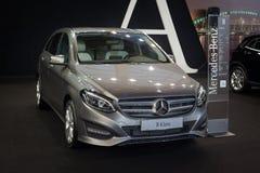 Mercedes B 180 CDI Stock Photos