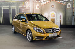 Mercedes B class Royalty Free Stock Images