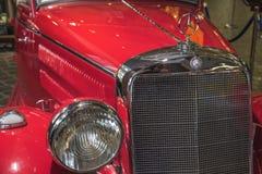 Mercedes-Benz 170 καμπριολέ Στοκ εικόνες με δικαίωμα ελεύθερης χρήσης