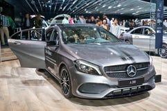 Mercedes-Benz A 200 Royaltyfria Foton