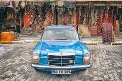 Mercedes Benz Fotografia Stock Libera da Diritti