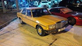 Mercedes-Benz royalty-vrije stock foto's