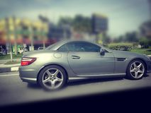 Mercedes Benz stock foto