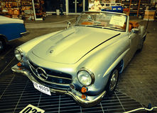 MERCEDES-BENZ 190SL stockbilder