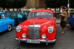Mercedes-Benz 219, 1958 Royalty-vrije Stock Afbeelding
