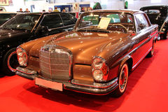 Mercedes-Benz 220 SE (W111) (1959-1971) Stock Photography