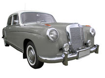 Mercedes Benz 220S 1956 Stock Image