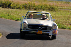 Mercedes Benz 230 PagodA Stock Photo