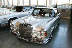 Mercedes-Benz 280 SE Automatic 1968 Royalty Free Stock Images
