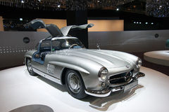 Mercedes-Benz 300 SL Immagine Stock