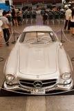 Mercedes-Benz 300 SL, coches de la vendimia Imagen de archivo libre de regalías