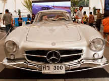 Mercedes-Benz 300 SL, Vintage cars Royalty Free Stock Photography