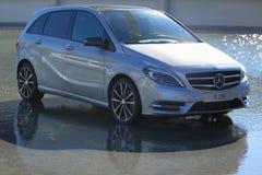 Mercedes Benz 200 Arkivbilder